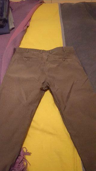 pantalones paul & shark chinos casi nuevos