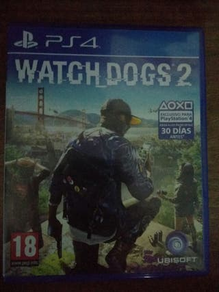 Pack Watch Dogs 1 y 2