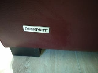 Vendo sofas de alta gama granfort