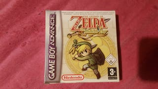 Zelda The Minish Cap GBA