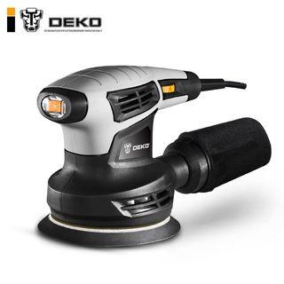 Lijadora aspiradora DEKO QD6206R 280 W
