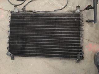 Radiador aire acondicionado