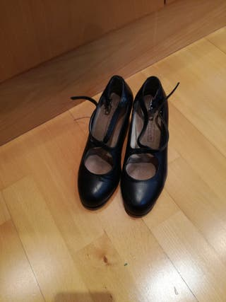 zapato flamenco profesional Begoña Cervera