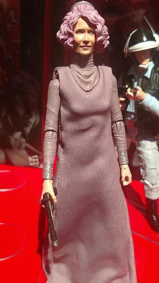 "Star Wars Black Series 6"" Almirante Holdo"
