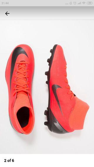 ÚLTIMA SEMANA - botas fútbol Nike CR7 44,5 -