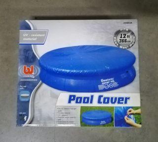 Cubierta piscina redonda Bestway