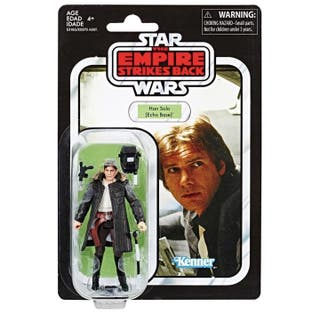 Star Wars The Vintage Collection Han Solo Echo Bas