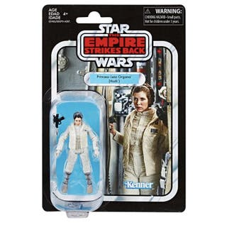 Star Wars The Vintage Collection Leia Hoth