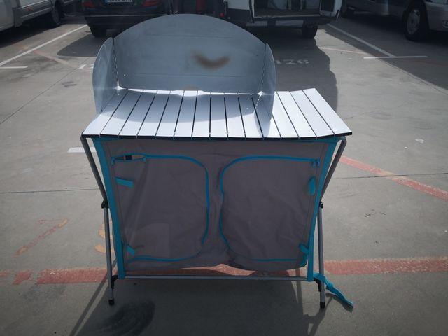 Mueble cocina camping de segunda mano por 35 € en Poligono ...