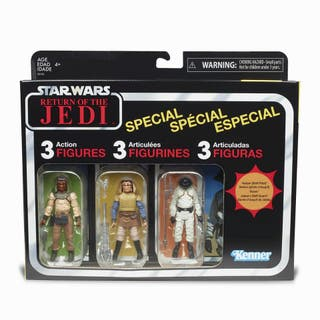 Star Wars The Vintage Collection Skiff Guard Set