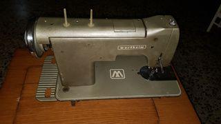 maquina de coser marca WERTHEIM