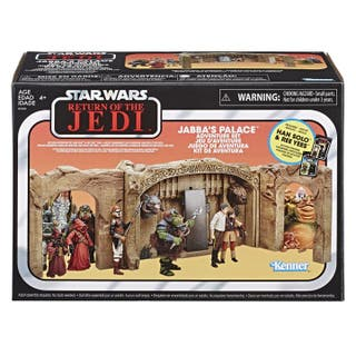 Star Wars The Vintage Collection Playset Jabba´s