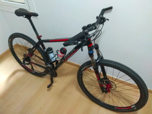 Bicicleta montaña Trek Xcaliber 7