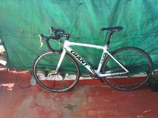 Bicicleta Giant advance TCR