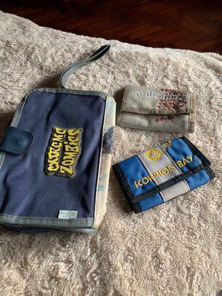 Bolsa para consola y juegos o carteras