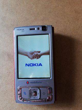 TELÉFONO NOKIA A NSERIES N95