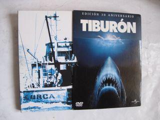 dvd tiburón 2 dvds edición 30 aniversario spielber