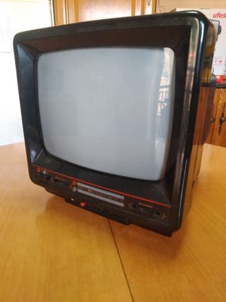 TV a pilas