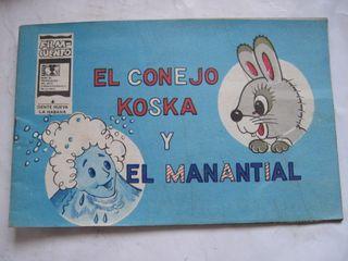 cuento el conejo koska y el manantial URSS 1983