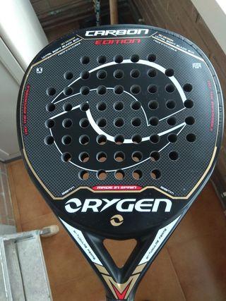 Pala de padel Orygen carbon