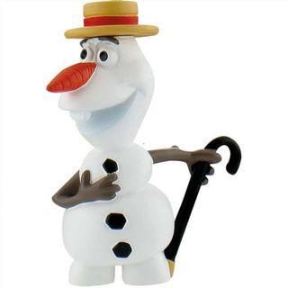 Figura Olaf sombrero Frozen Disney Fever
