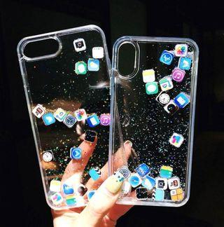 Apple Case Funda iPhone 6 7 8 9 X X'r X's