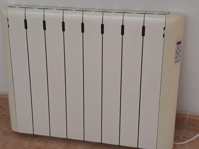 2 Calefactores Emisores Termicos