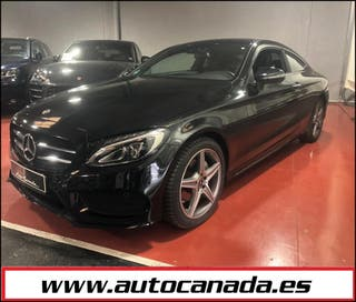 Mercedes-Benz Clase C 300 COUPE AMG LINE