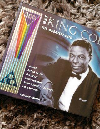 Nat King Cole 3CD A ESTRENAR