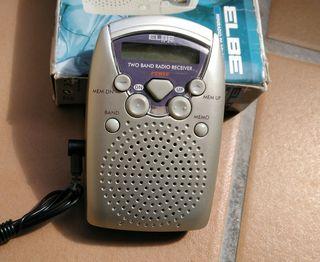 Miniradio de bolsillo ELBE
