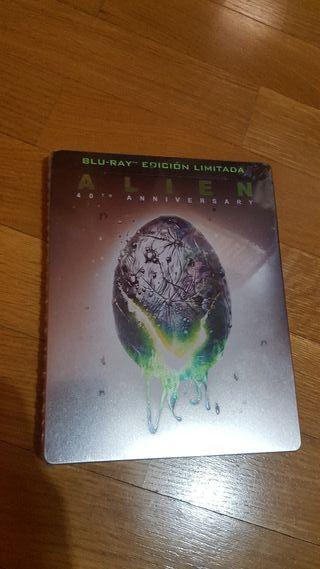 Bluray Alien caja metalica