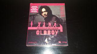 Bluray Old Boy Edicion Coleccionista