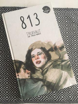 813 Truffaut por Paula Bonet
