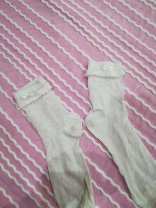 calcetines comunión