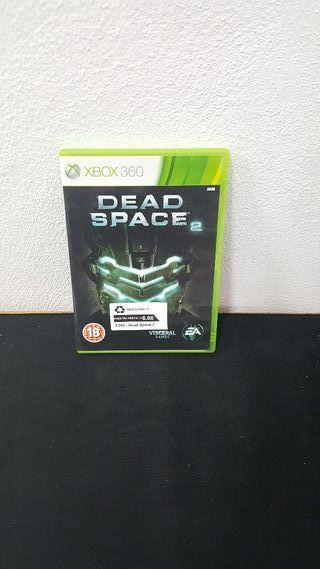 Juego Dead Space 2 X360