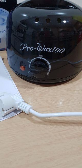 Calentador/depilación de cera solo un uso