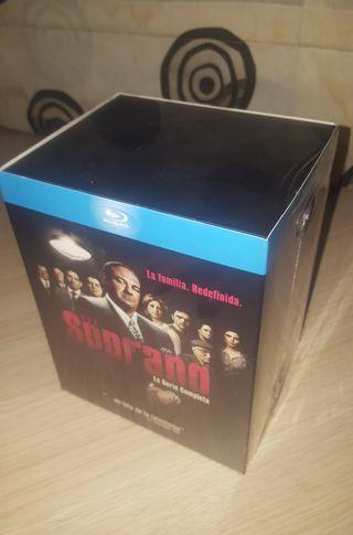 Serie Completa Los Soprano en Bluray