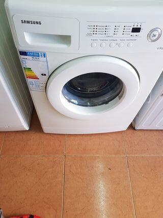 lavadora Samsung 6kg semi nueva
