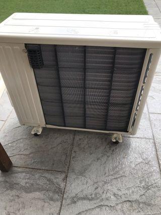 Aire acondicionado fujitsu inverter