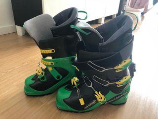 Botas de Esquí de Travesía