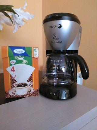 Cafetera goteo Fagor Vitala 15 tazas
