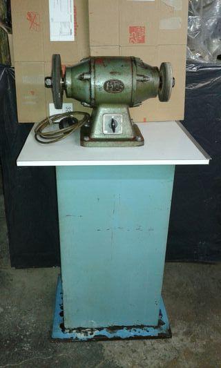 Esmeriladora industrial