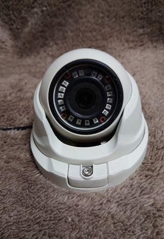 Cámaras de videovigilancia y grabador reproductor