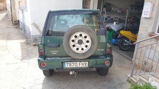 Santana 300 2006 cambio por furgoneta o vendo