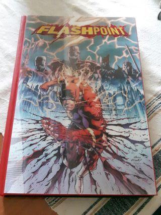 Comic Flashpoint XP