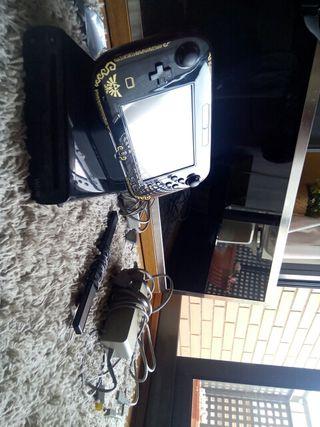 WII U 32GB + ZELDA WINDWAKER HD (preinstalado)