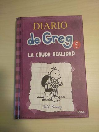 """El diario de Greg """"la cruda realidad"""" 5"""
