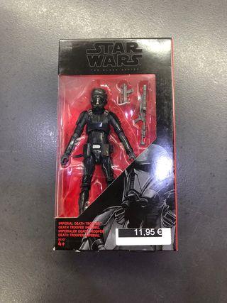 Death Trooper Imperial Star Wars The Black Series