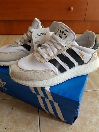 Zapatillas Adidas Iniki Nuevas Originales