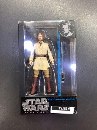 Obi-Wan Star Wars The Black Series HASBRO